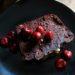 brownie z fasoli
