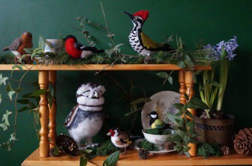filcowane ptaki