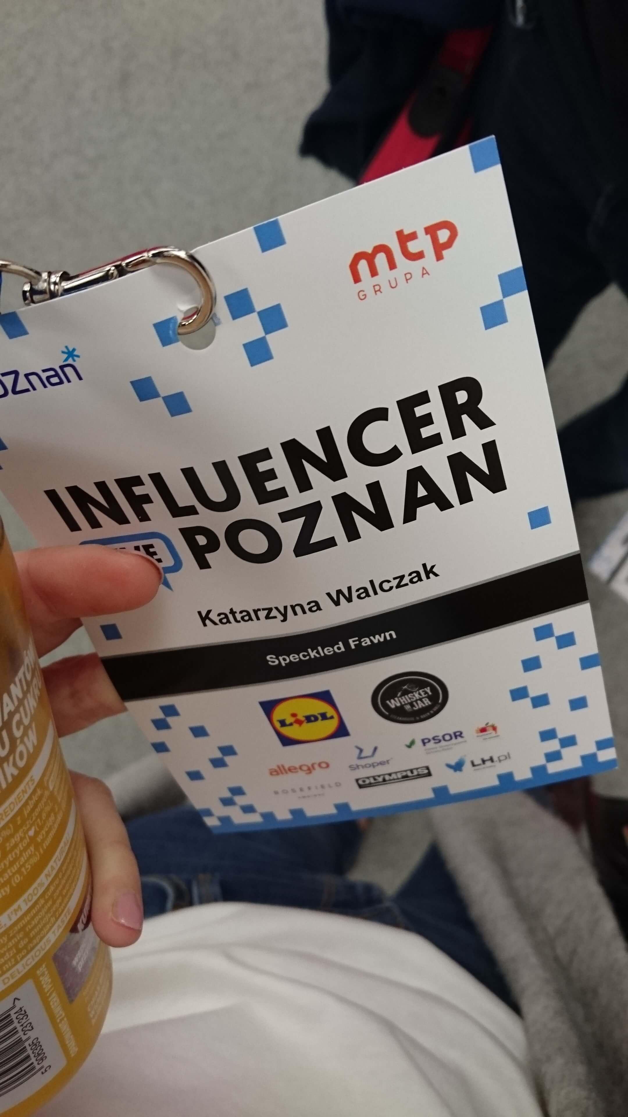 influencer live poznan