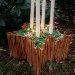 diy stroik święta