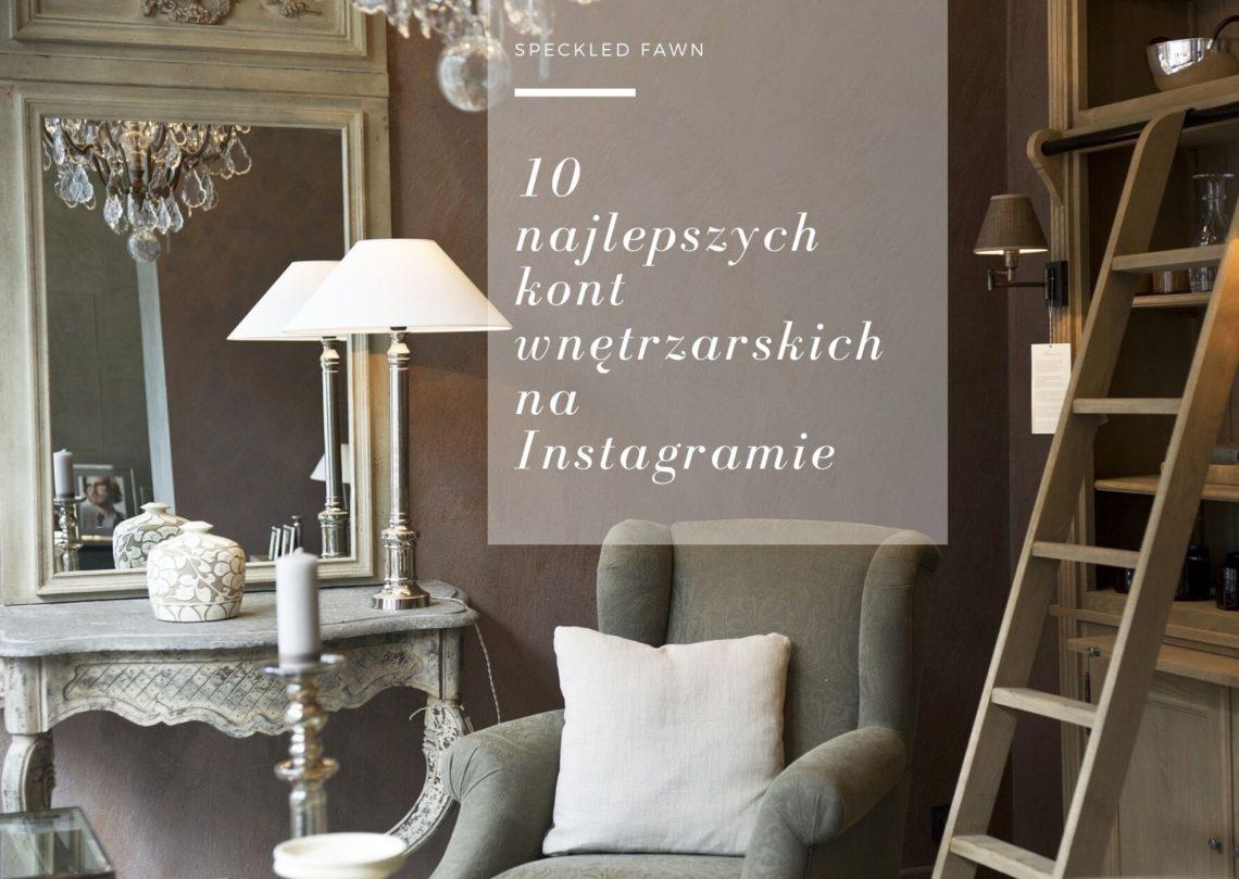 klasyczne wnętrza instagram