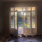 dworek drzwi tarasowe